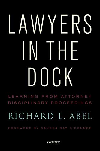 9780199772872: Lawyers in the Dock