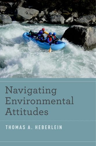 9780199773329: Navigating Environmental Attitudes