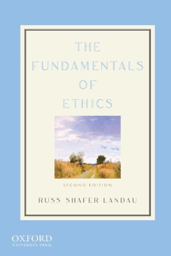 9780199773558: The Fundamentals of Ethics