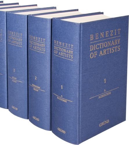 9780199773787: Benezit Dictionary of Artists