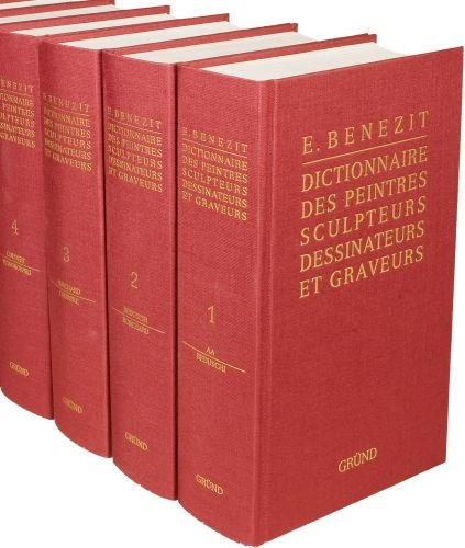 9780199773794: Benezit Dictionnaire des Peintres, Sculpteurs, Dessinateurs, et Graveurs: 1-14