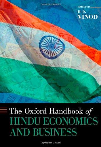 The Oxford Handbook of Hindu Economics and Business (Oxford Handbooks): Vinod, H. D., Editor