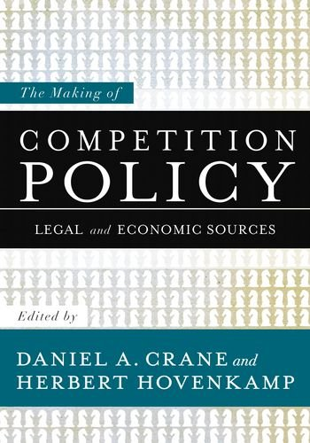 9780199782796: The Making of Competition Policy: Legal and Economic Sources