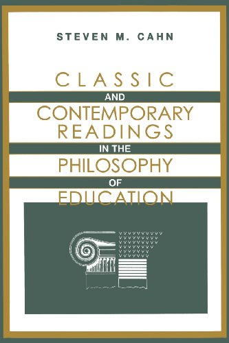 9780199783052: Classic and Contemporary Readings in the Philosophy of Education