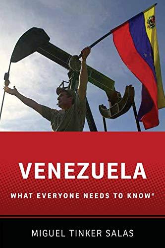 9780199783281: Venezuela: What Everyone Needs to Know