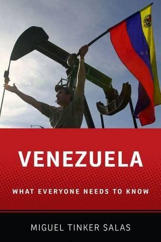9780199783298: Venezuela: What Everyone Needs to Know