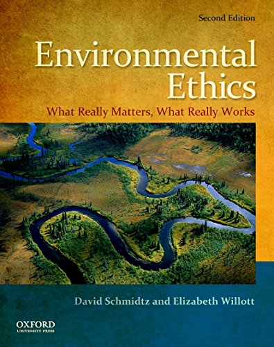 9780199793518: Environmental Ethics: What Really Matters, What Really Works
