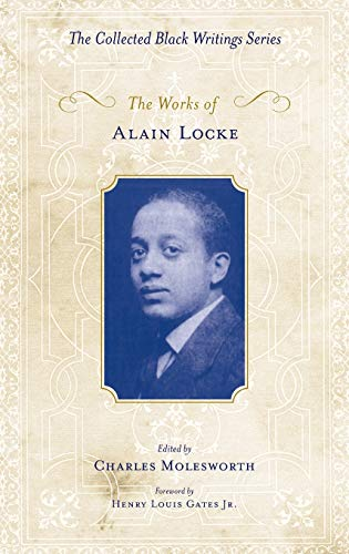 9780199795048: The Works of Alain Locke (Collected Black Writings)