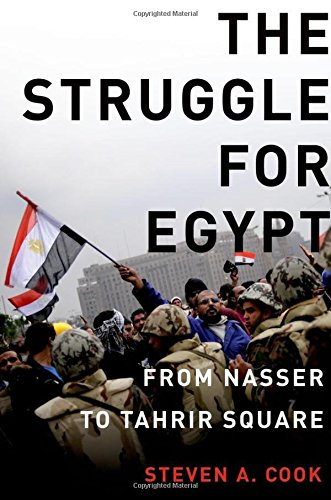 9780199795260: The Struggle for Egypt: From Nasser to Tahrir Square (Council on Foreign Relations (Oxford))