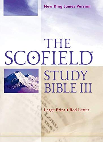 9780199795291: The Scofield Study Bible III, NKJV, Large Print Edition