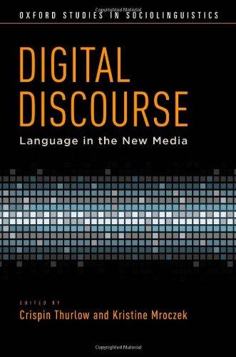 9780199795437: Digital Discourse: Language in the New Media (Oxford Studies in Sociolinguistics)