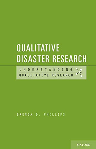 9780199796175: Qualitative Disaster Research