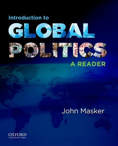9780199796250: Introduction to Global Politics: A Reader