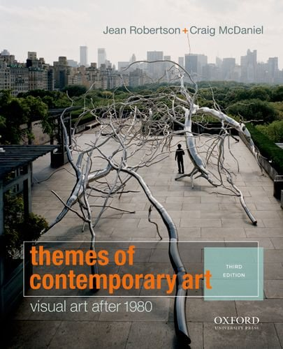 9780199797073: Themes of Contemporary Art: Visual Art after 1980