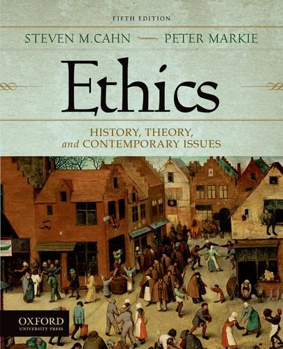 9780199797264: Ethics: History, Theory, and Contemporary Issues