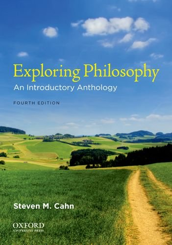 9780199797271: Exploring Philosophy: An Introductory Anthology