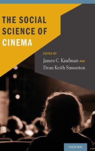 The Social Science of Cinema: James C. Kaufman