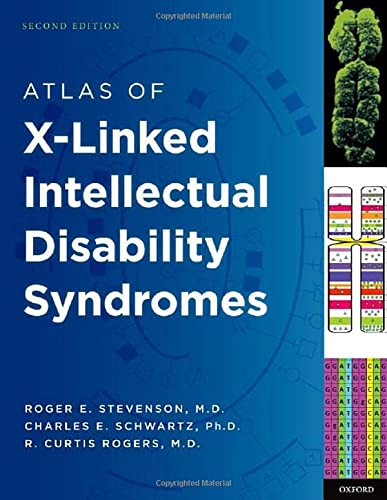 9780199811793: Atlas of X-Linked Intellectual Disability Syndromes