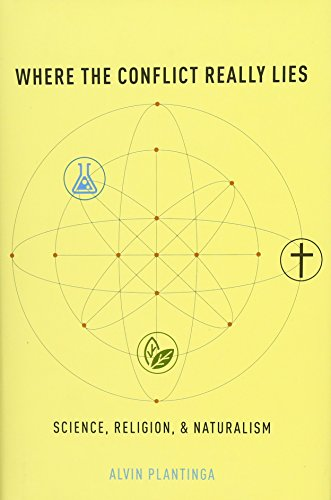 9780199812097: Where the Conflict Really Lies: Science, Religion, and Naturalism