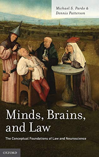 9780199812134: Minds, Brains, and Law: The Conceptual Foundations of Law and Neuroscience