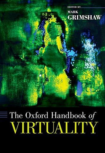 9780199826162: The Oxford Handbook of Virtuality