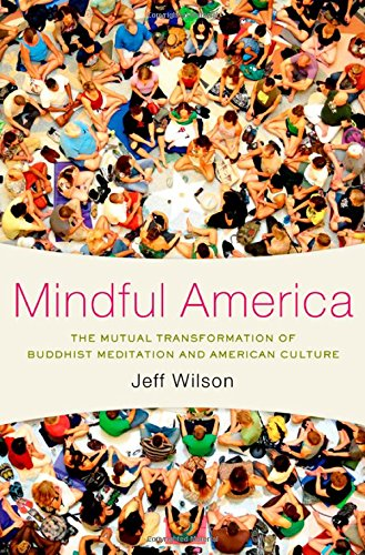 9780199827817: Mindful America: The Mutual Transformation of Buddhism Meditation and American Culture