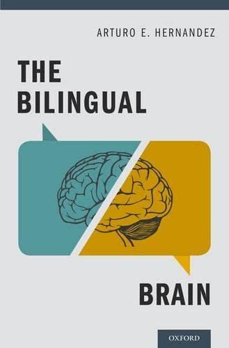 9780199828111: The Bilingual Brain