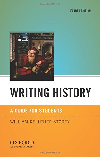 9780199830046: Writing History: A Guide for Students