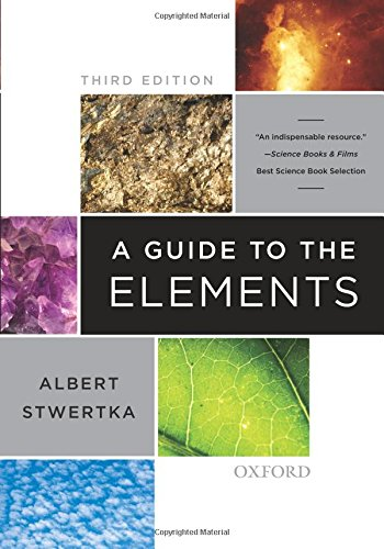 9780199832521: A Guide to the Elements