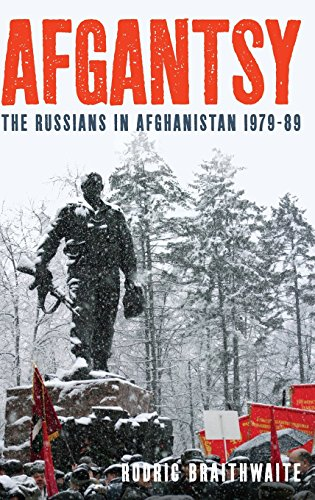 9780199832651: Afgantsy: The Russians in Afghanistan 1979-89