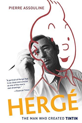 9780199837274: Herge: The Man Who Created Tintin
