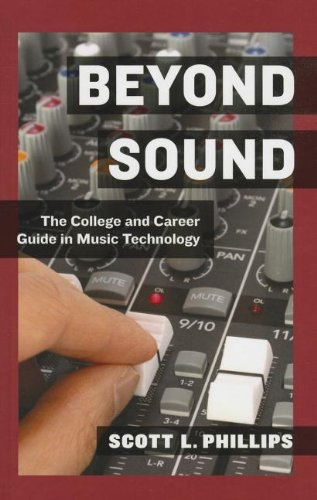 9780199837663: Beyond Sound: The College and Career Guide in Music Technology