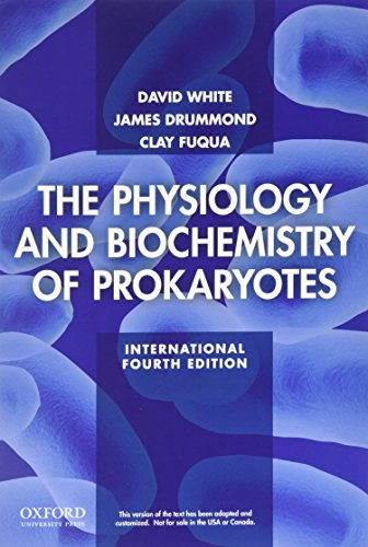 9780199841288: The Physiology and Biochemistry of Prokaryotes