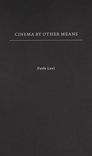 9780199841400: Cinema by Other Means