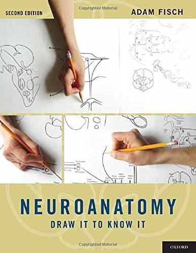 9780199845712: Neuroanatomy: Draw It to Know It