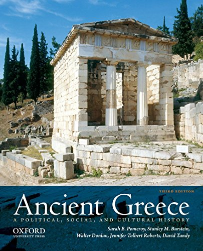 9780199846047: Ancient Greece: A Political, Social, and Cultural History, 3rd Edition