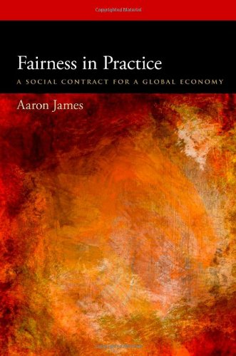 9780199846153: Fairness in Practice: A Social Contract for a Global Economy (Oxford Political Philosophy)