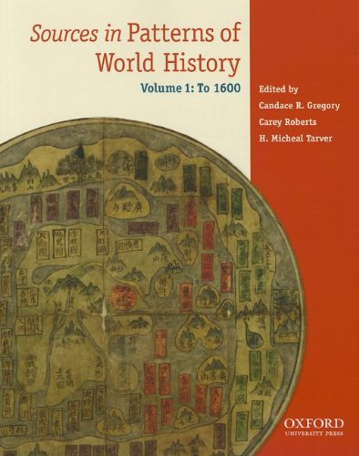 Sources in Patterns of World History: Volume