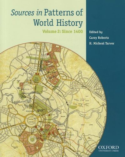 9780199846184: Sources in Patterns of World History: Volume Two: Since 1400