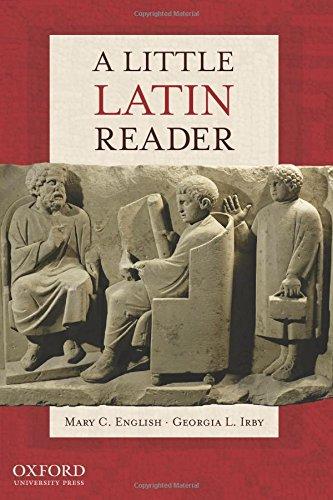 9780199846221: A Little Latin Reader