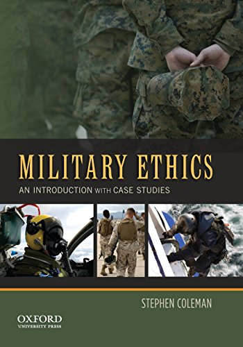 9780199846290: Military Ethics: An Introduction with Case Studies