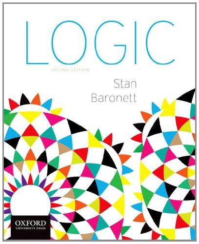 Logic: Baronett, Stan