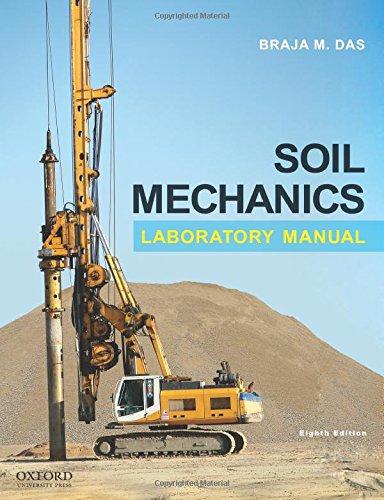9780199846375: Soil Mechanics Laboratory Manual