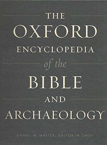 Oxford Encyclopedia of the Bible and Archaeology: Daniel Master