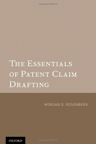 9780199856350: The Essentials of Patent Claim Drafting