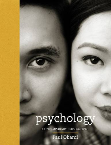 9780199856619: Psychology: Contemporary Perspectives