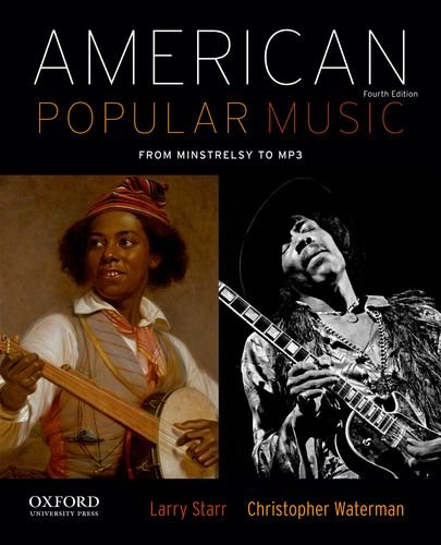 9780199859115: American Popular Music: From Minstrelsy to MP3