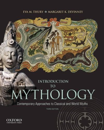 9780199859238: Introduction to Mythology: Contemporary Approaches to Classical and World Myths