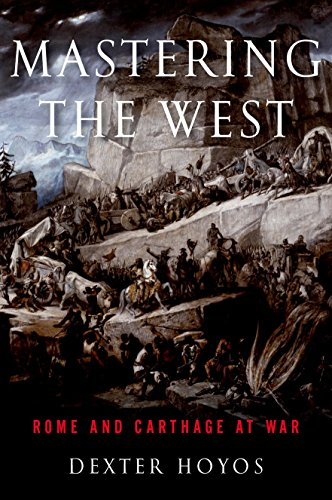 9780199860104: Mastering the West: Rome and Carthage at War