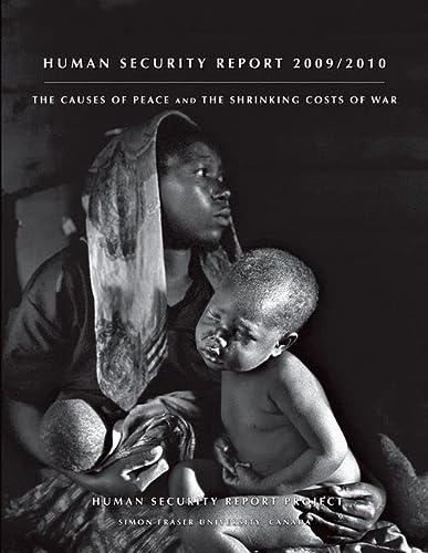 9780199860814: Human Security Report 2009/2010